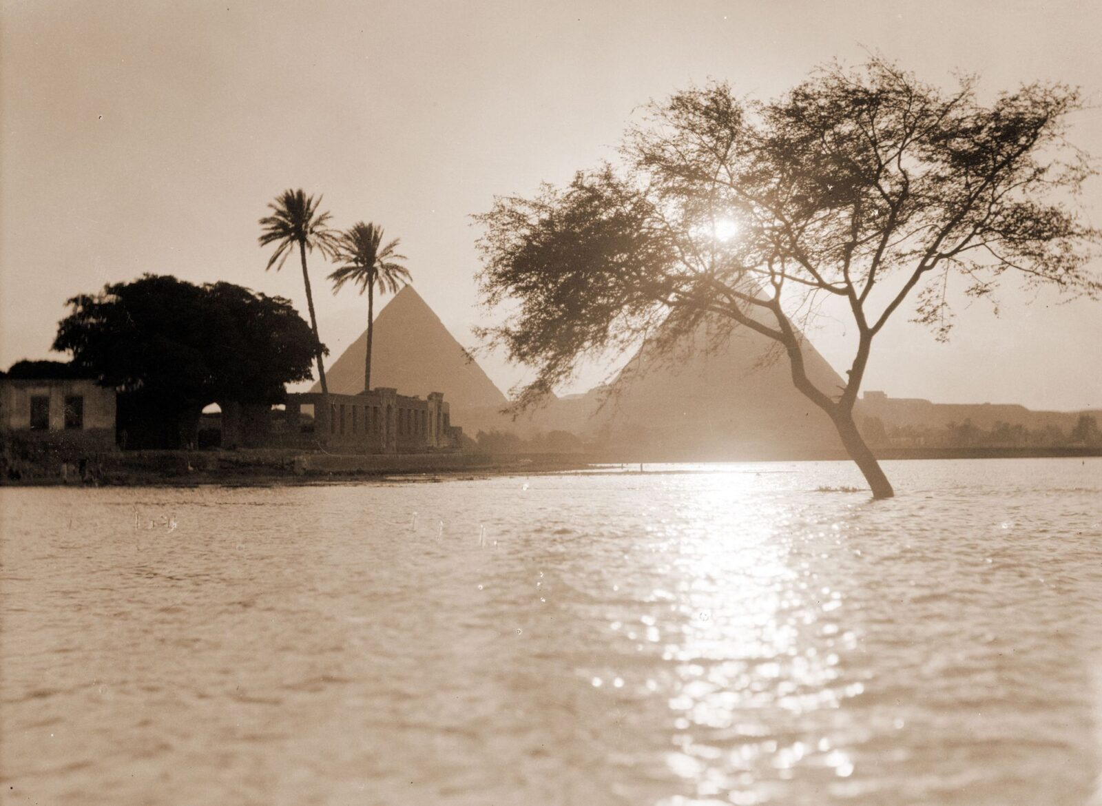 The Flooding of the Nile